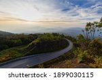 Doi Inthanon View Point In The...