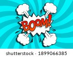 Lettering Boom. Comics Book...
