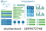 company infographics template... | Shutterstock .eps vector #1899072748