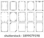 vintage decorative ornamental... | Shutterstock .eps vector #1899079198