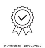 quality certificate icon... | Shutterstock .eps vector #1899269812