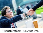 junior executives dynamics... | Shutterstock . vector #189935696