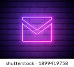 email colour glowing neon ui ux ...