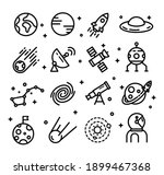 collection of astronomy and...   Shutterstock .eps vector #1899467368