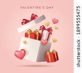 valentine's day design....   Shutterstock .eps vector #1899555475