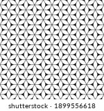 seamless abstract geometric... | Shutterstock .eps vector #1899556618