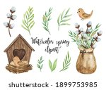 Watercolor Easter Clipart ...