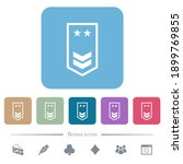 military insignia with two... | Shutterstock .eps vector #1899769855