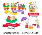 easter vector illustration for...   Shutterstock .eps vector #1899815035