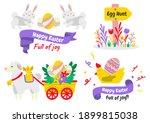 easter vector illustration for...   Shutterstock .eps vector #1899815038