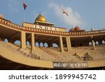 This is a picture of wagah...