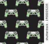 vintage seamless pattern of...   Shutterstock .eps vector #1900035235