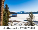 Beautiful Winter View Of...
