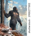 The Mysterious Bigfoot  A...