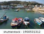 Cornish Harbour Porthleven...