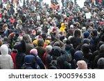 perm city  russia   january 23  ... | Shutterstock . vector #1900596538