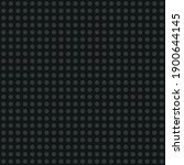 grey dots on black uniform... | Shutterstock .eps vector #1900644145