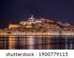 Ibiza  A Night Old City From...