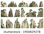 Mountains Vector Illustration....