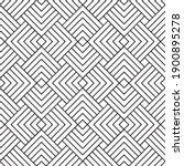seamless art deco vector... | Shutterstock .eps vector #1900895278