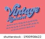 vector of groovy hippie style...   Shutterstock .eps vector #1900908622