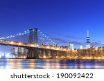 Williamsburg Bridge With New...