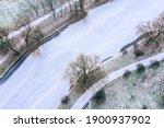 Winter Park Landscape With...