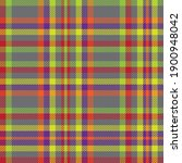 colourful plaid textured... | Shutterstock .eps vector #1900948042