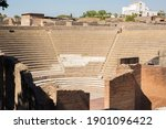 View Of Big Theater In The...