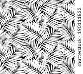 vector seamless pattern with... | Shutterstock .eps vector #190111832