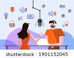 vector illustrations concept... | Shutterstock .eps vector #1901152045