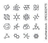 Molecule Set Icon Template...