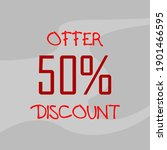 sales tag set vector badge... | Shutterstock .eps vector #1901466595