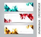 vector abstract design... | Shutterstock .eps vector #1901581618