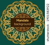 mandalas. decorative round... | Shutterstock .eps vector #1901583922