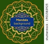 mandalas. decorative round... | Shutterstock .eps vector #1901583925