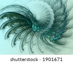 Fractal Flame 18 Abstract...