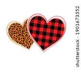vector illustration of two... | Shutterstock .eps vector #1901673352