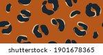 modern minimalist pattern with... | Shutterstock .eps vector #1901678365