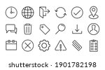 set web icon line style...