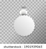 wobblers for sale. white blank...   Shutterstock .eps vector #1901939065