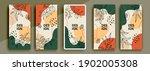 trendy editable template for... | Shutterstock .eps vector #1902005308