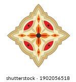 symbols of the catholic church  ... | Shutterstock .eps vector #1902056518