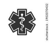 first aid  medical emergency...   Shutterstock .eps vector #1902070432