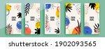 trendy editable template for... | Shutterstock .eps vector #1902093565