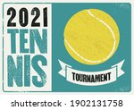 tennis tournament 2021...   Shutterstock .eps vector #1902131758