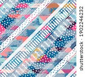 template seamless abstract... | Shutterstock .eps vector #1902246232