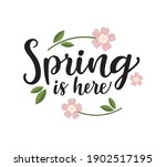 vector lettering illustration... | Shutterstock .eps vector #1902517195