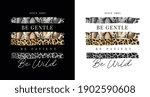 typography slogan with wild...   Shutterstock .eps vector #1902590608