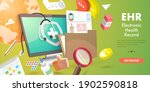 3d vector conceptual... | Shutterstock .eps vector #1902590818